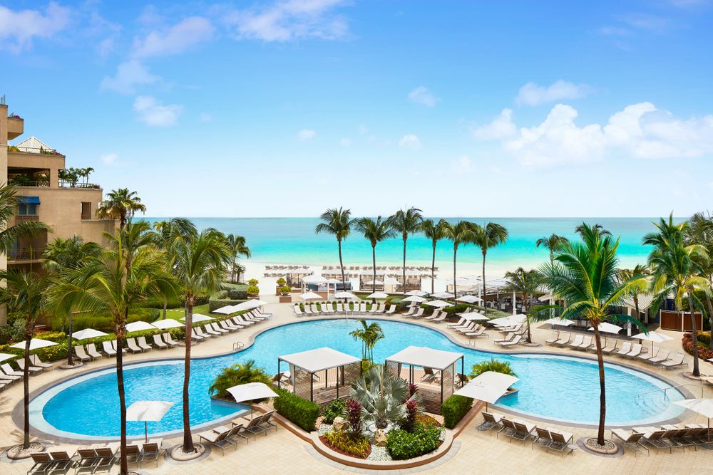 RC Grand Cayman Pool View