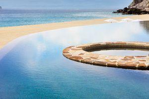 Pool W/A Resort at Pedregal
