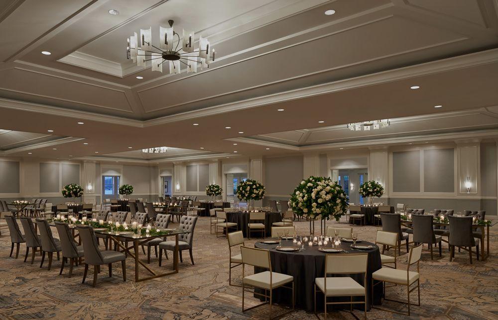 RCHMB Ballroom Social Dining