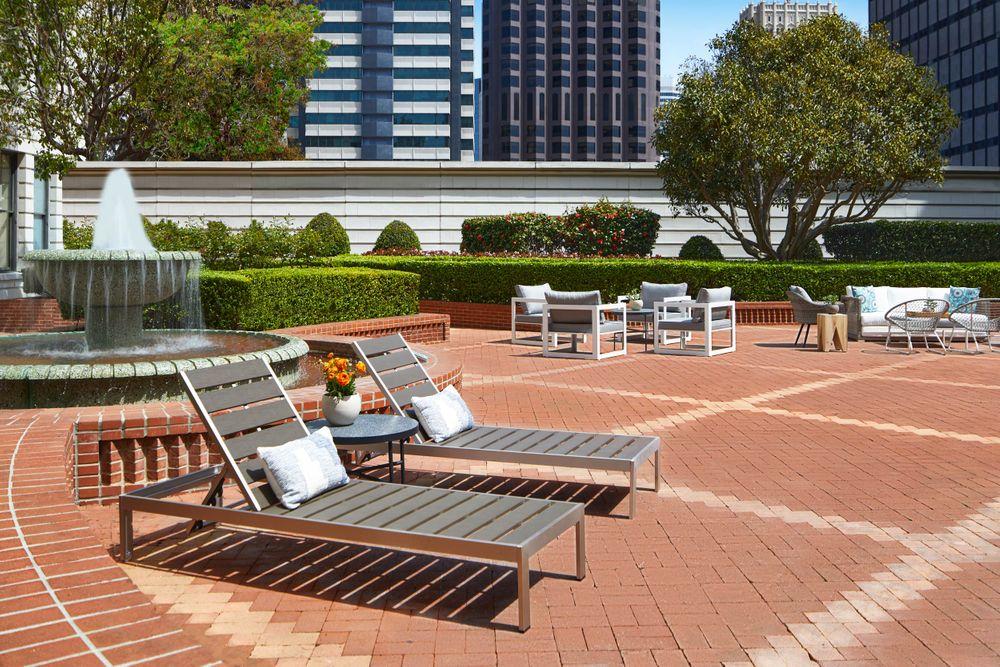 RCSF Courtyard Terrace