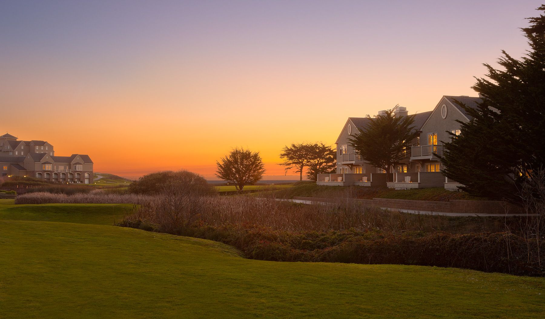 RCHMB Guest House Sunset