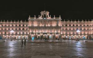 Destination  Salamanca, Spain