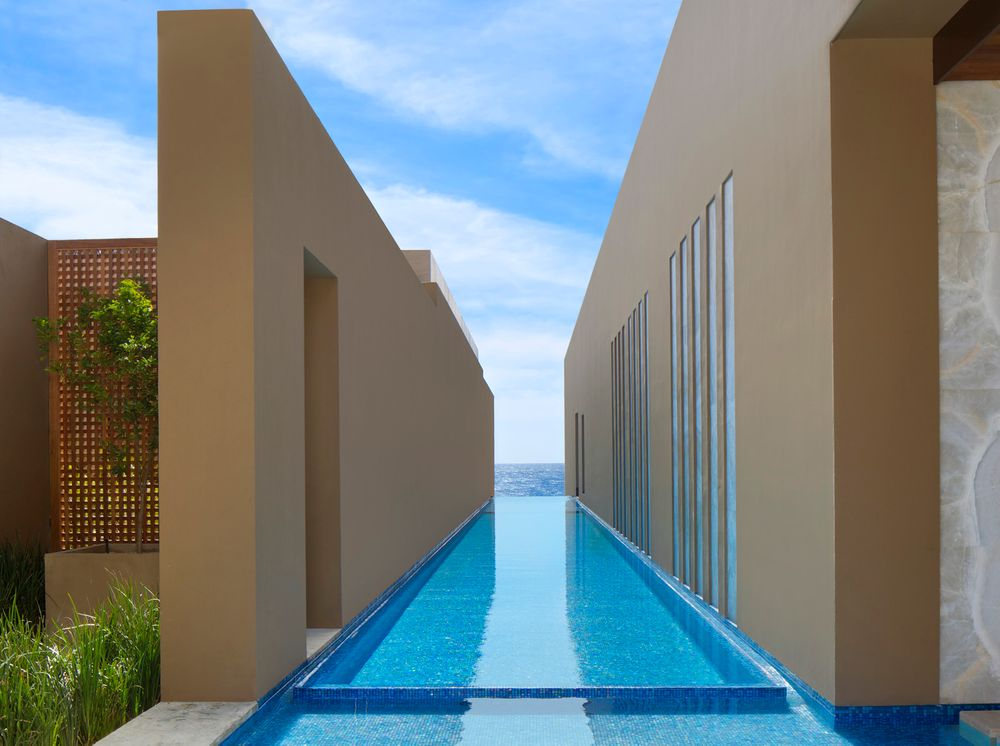 JW Marriott Los Cabos Spa Pool