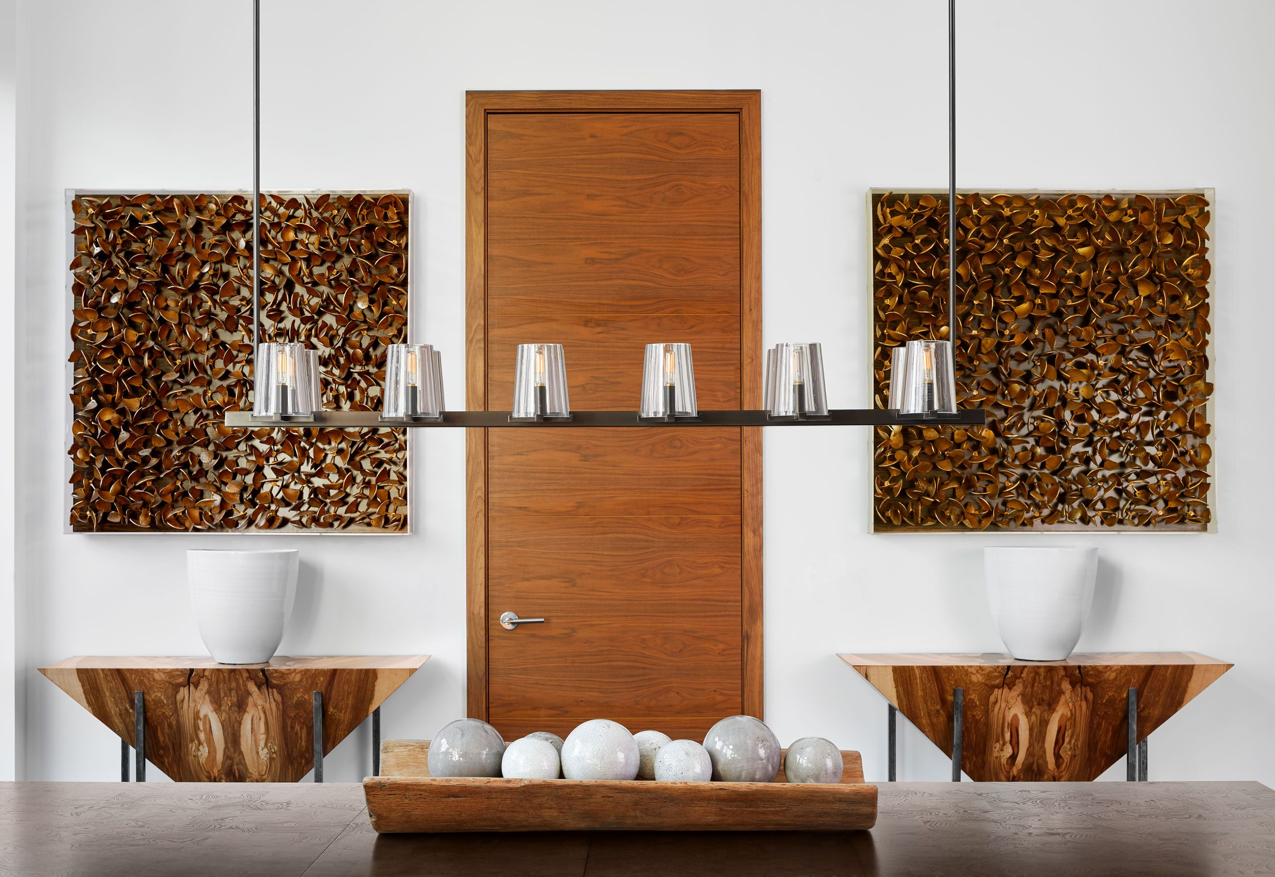 Bardessono Livingroom Dining Detail