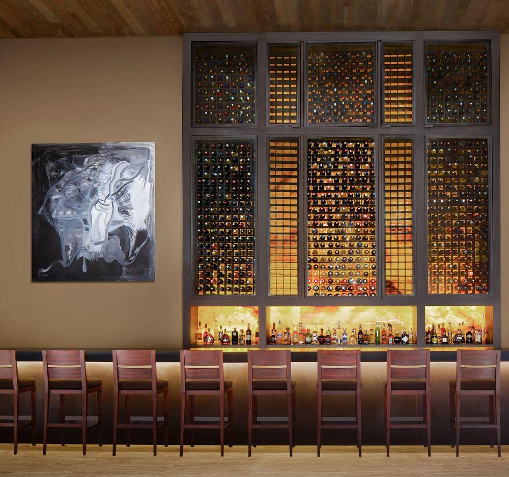 JW Marriott Los Cabos Lobby Bar