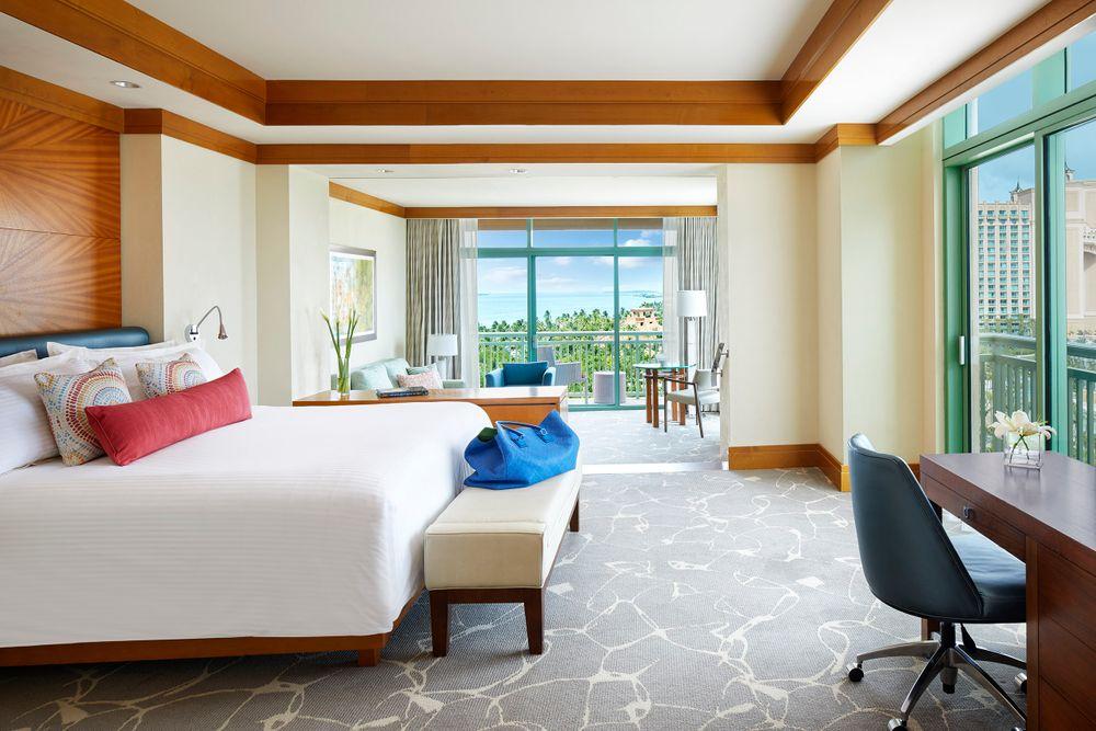 Cove Indigo Suite