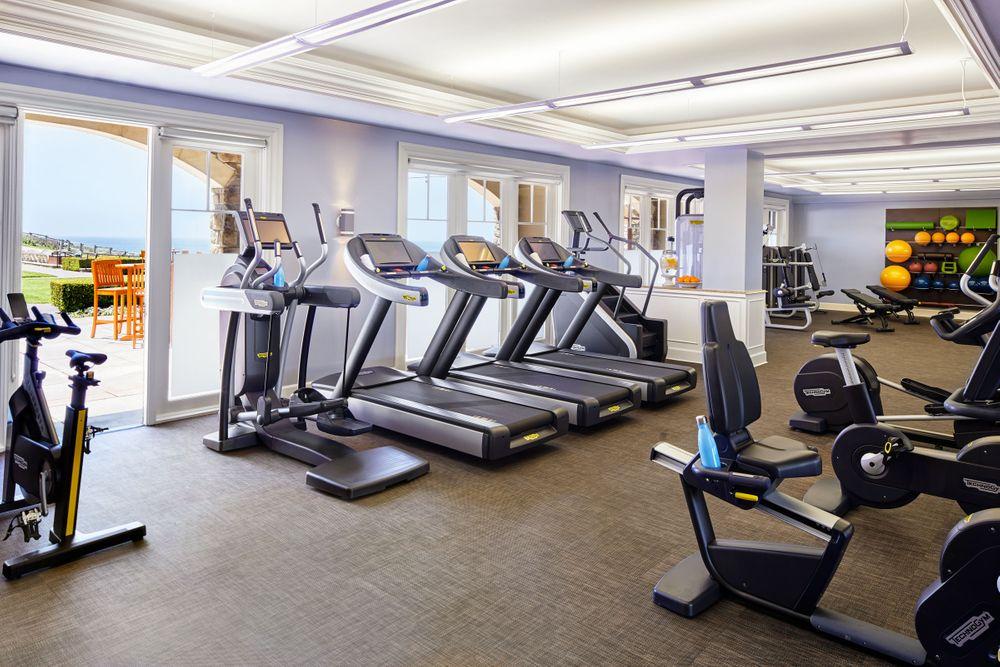 RCHMB Fitness Center