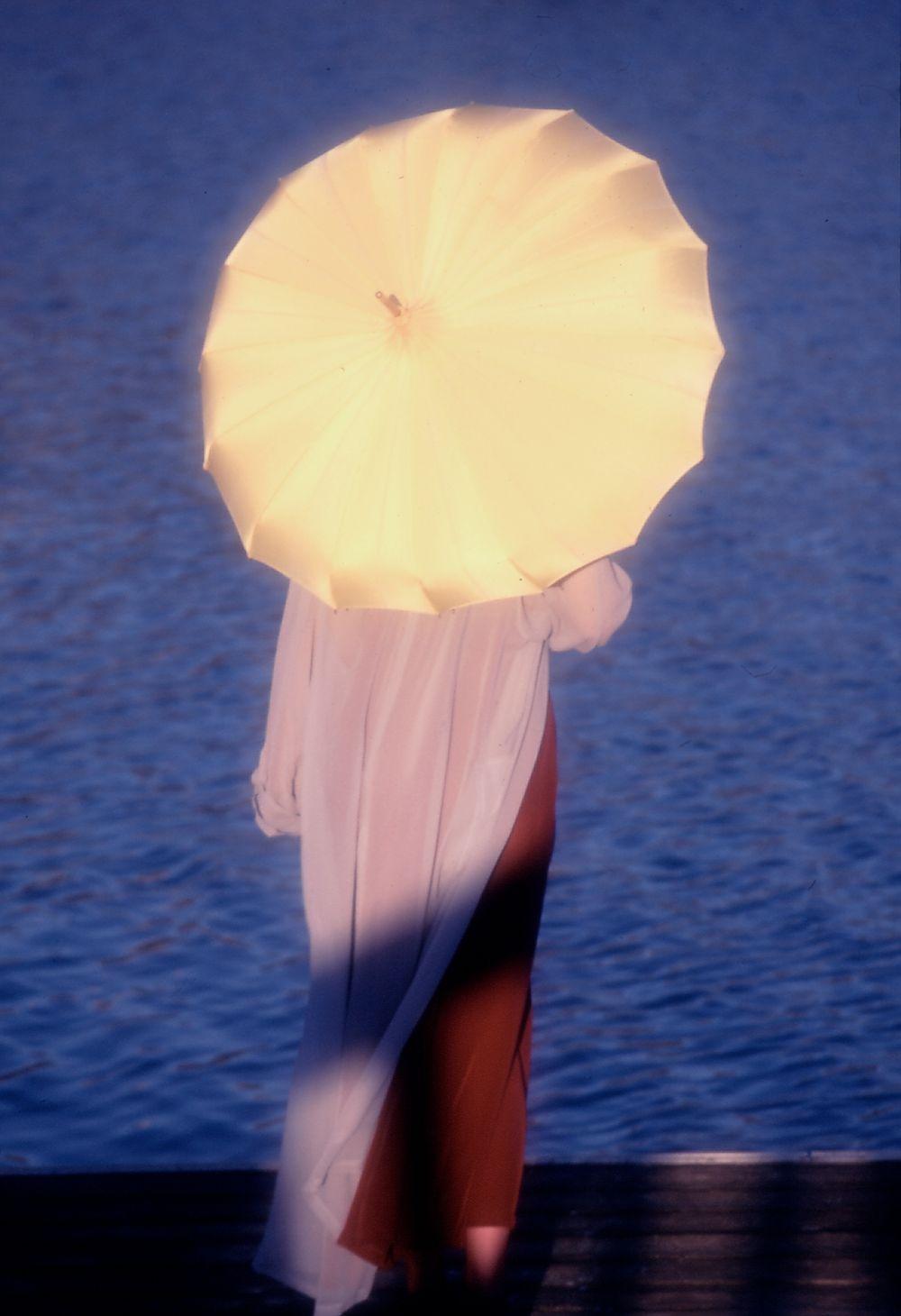 Woman Parasol