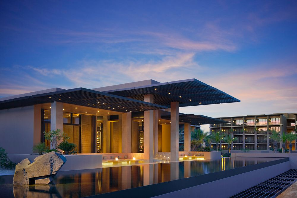 Exterior_sunset_pool_jw_loscabos
