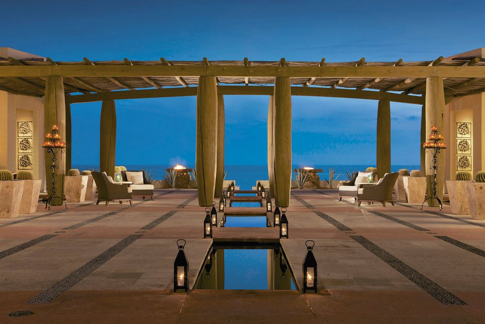 Lobby_resort  at pedregal