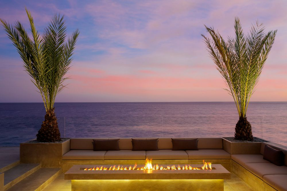 JW Marriott Los Cabos  Firepit