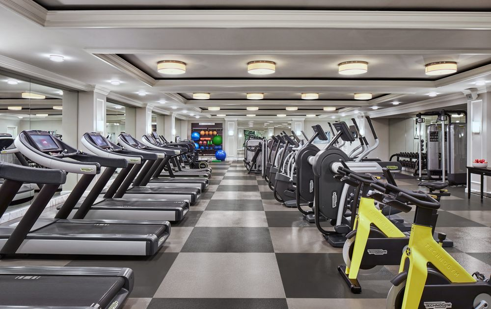 RCSF Fitness Center