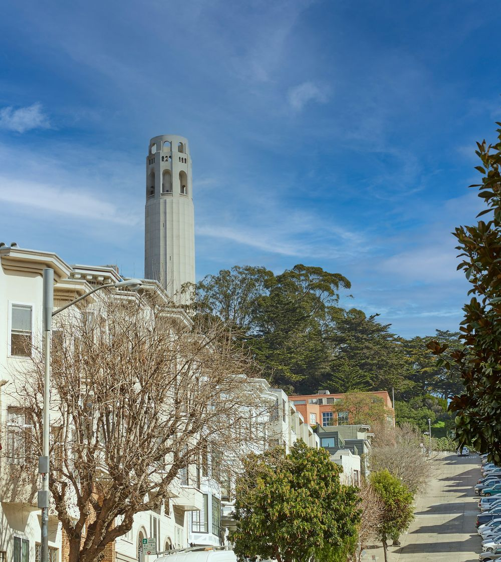 North Beach Coit Tower