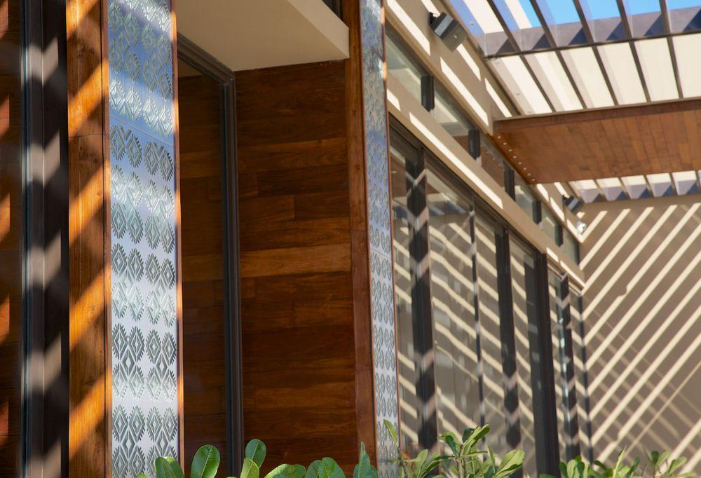 JW Marriott Los Cabos Trellis Detail