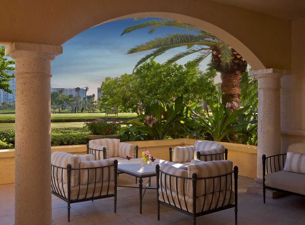 Turnberry Harry Soffer Patio