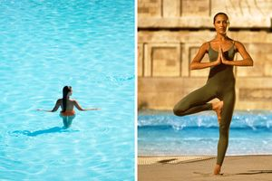 Spa_woman_yoga_pool