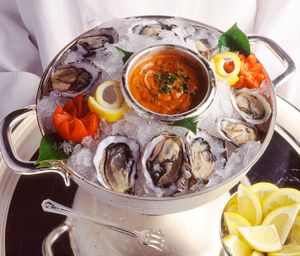 Palace Hotel Oysters