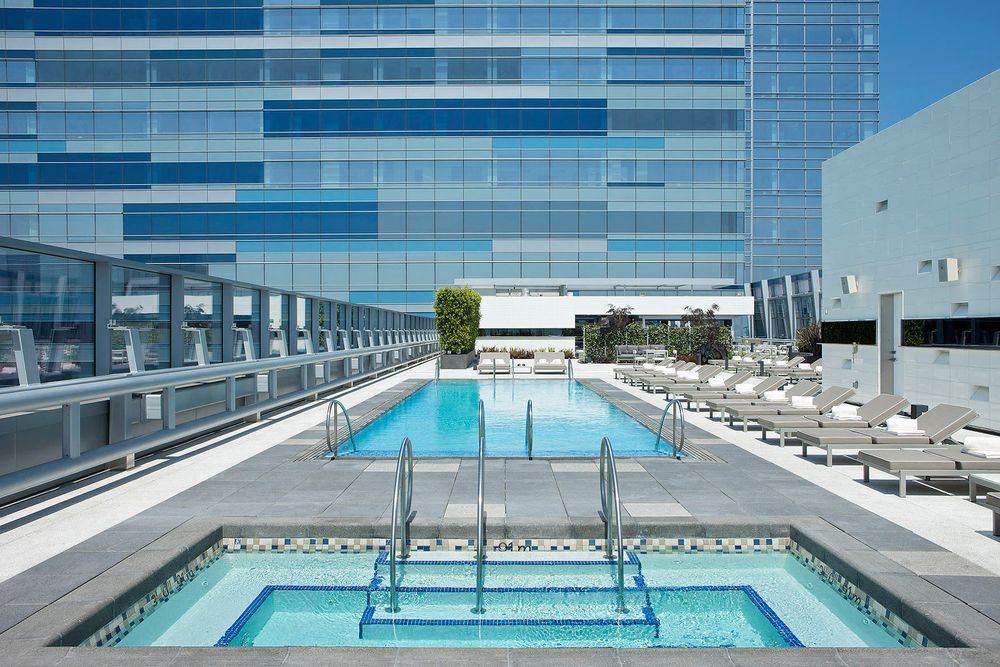 JW Marriott LA Pool