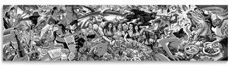 MAX Gluton be mural
