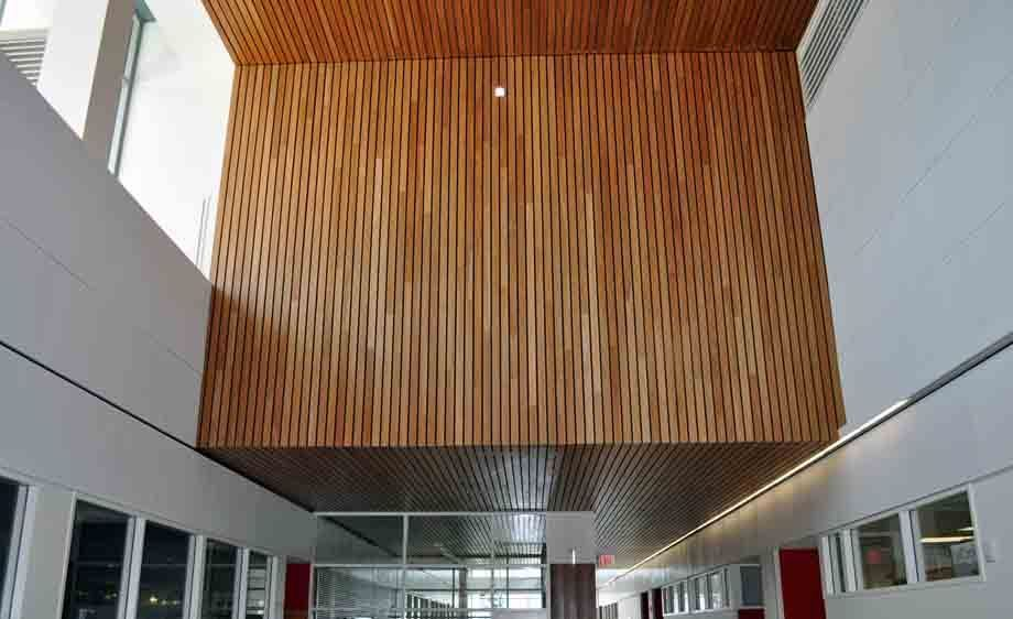 University of Nebraska Physical Science Building - Lincoln, Nebr