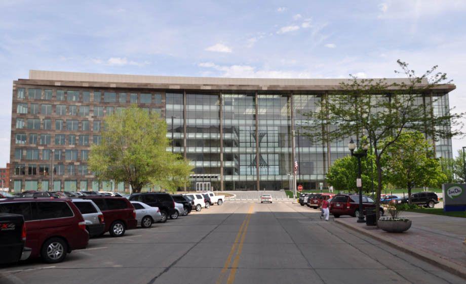 Cedar Rapids Courthouse - Cedar Rapids, Iowa