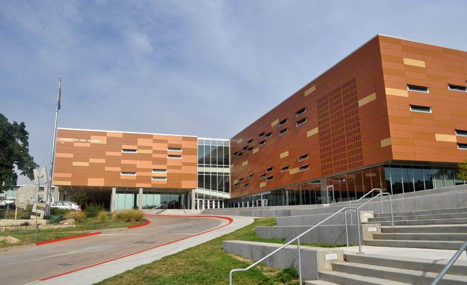 Manhattan High School - Manhattan, Kansas