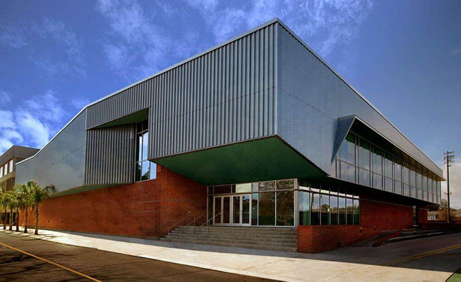 Tulane University Practice Facility - New Orleans, Louisiana