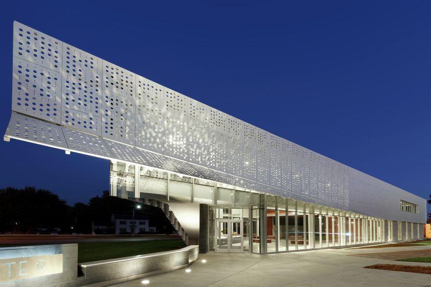MSU Welcome Center - Springfield, MO
