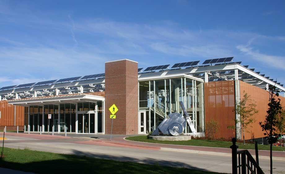 University of Northern Iowa Parking - Cedar Falls, Iowa