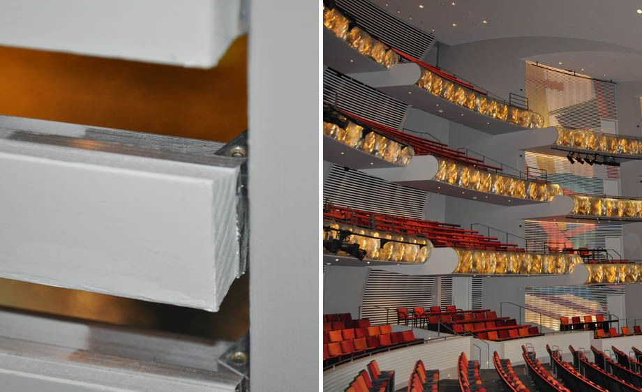 Kauffman Center for the Performing Arts - Kansas City, Missouri