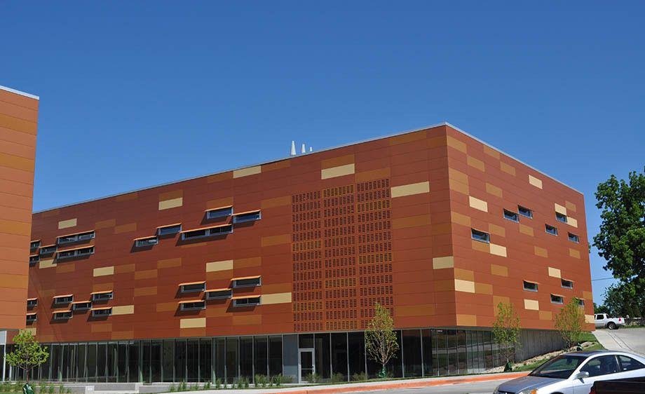 Manhattan Kansas High School - Mahattan, Kansas