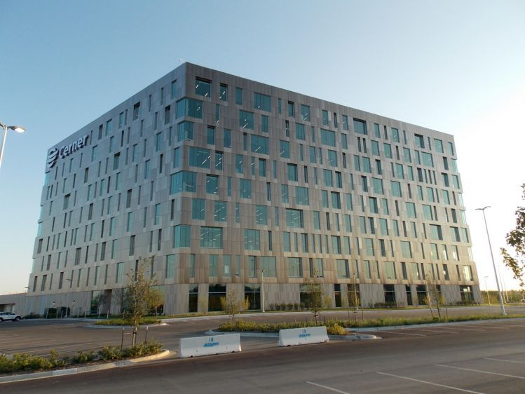 Cerner Continuous Campus, Kansas City, KS