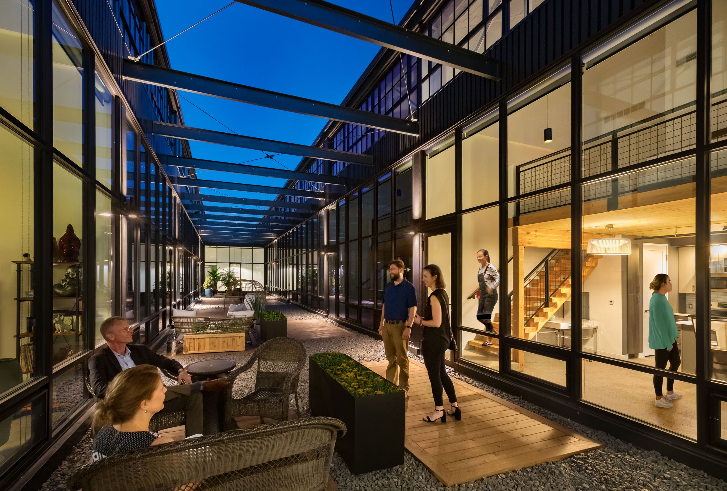 recent Trivers residential projects