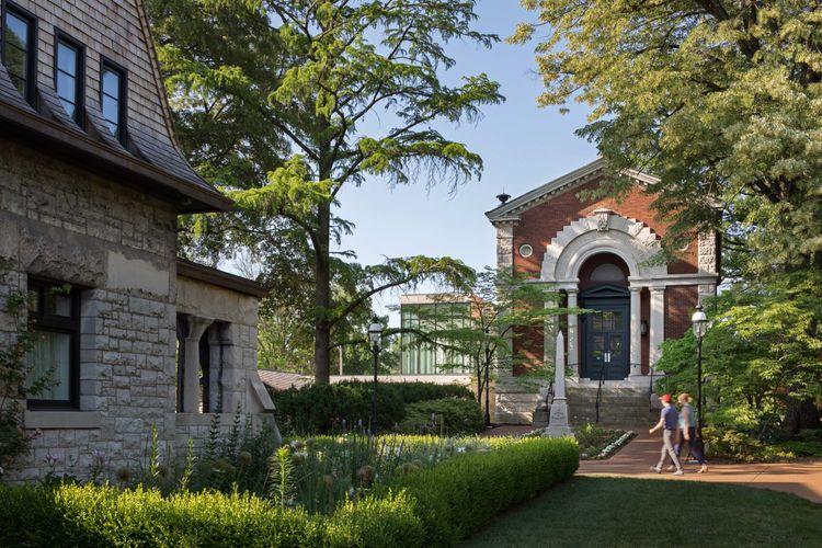 Christner Inc.  /  Shaw Museum at the Missouri Botanical Garden