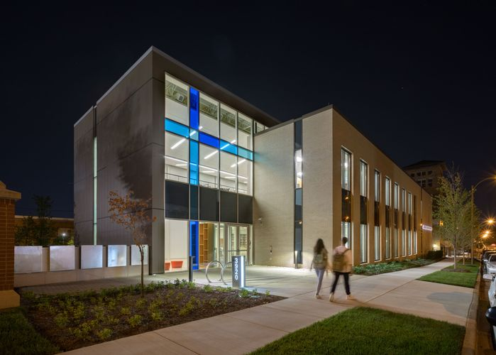 Fox Architects / Jesuit Archives and Research Center