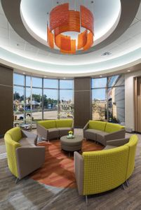 Earl Swensson Associates / Baptist Health Regional Cancer Center, Paducah, Kentucky