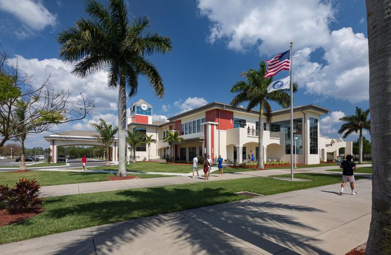 Hastings+Chivetta  /  Community School of Naples, Florida
