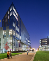Forum Studio  /  St. Louis College of Pharmacy - Recreation & Student Center and residence hall