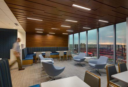 Fox Architects / Schlichter Bogard & Denton