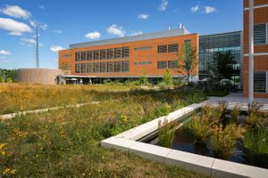 Christner Inc.  /  Donald Danforth Plant Science Center Expansion