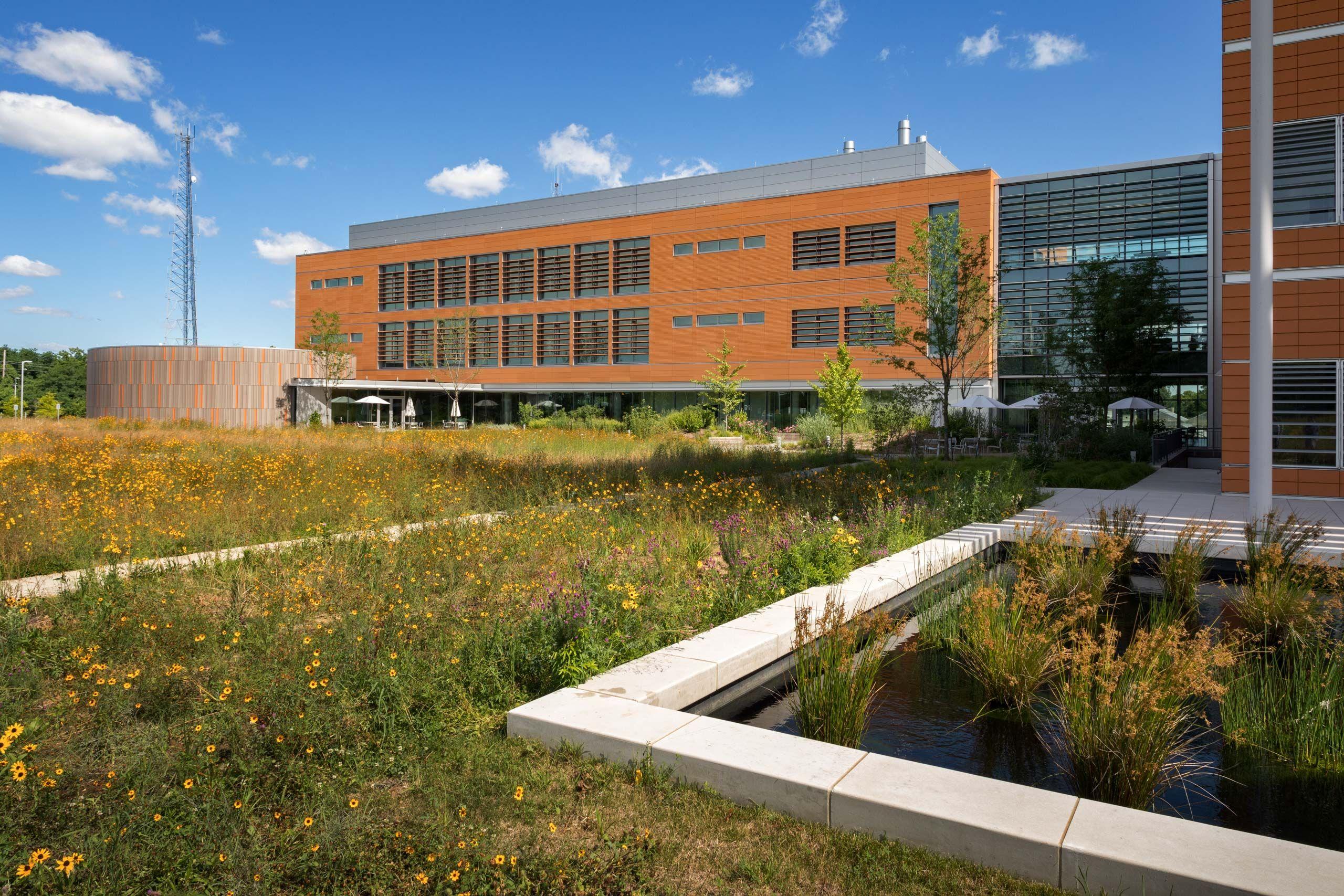 Christner Inc.  /  Donald Danforth Plant Science Center Expansion