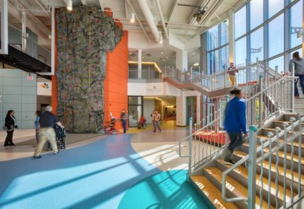 McCarthy  /  Ranken Jordan Pediatric Bridge Hospital expansion