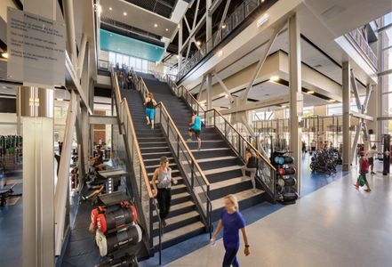 Hastings+Chivetta  /  U. Nevada Reno, Wiegand Fitness Center