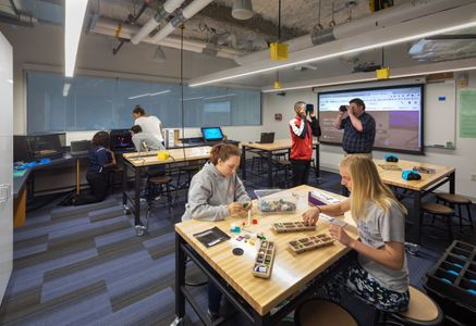 collaboration, makerspaces, and libraries