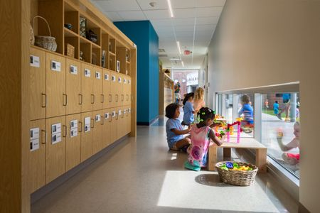Bond Architects / Maplewood Richmond Heights Early Childhood Center expansion and Miriam School addition & renovation