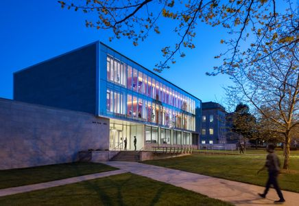 Patterhn Ives / MSU Ellis Hall Renovation