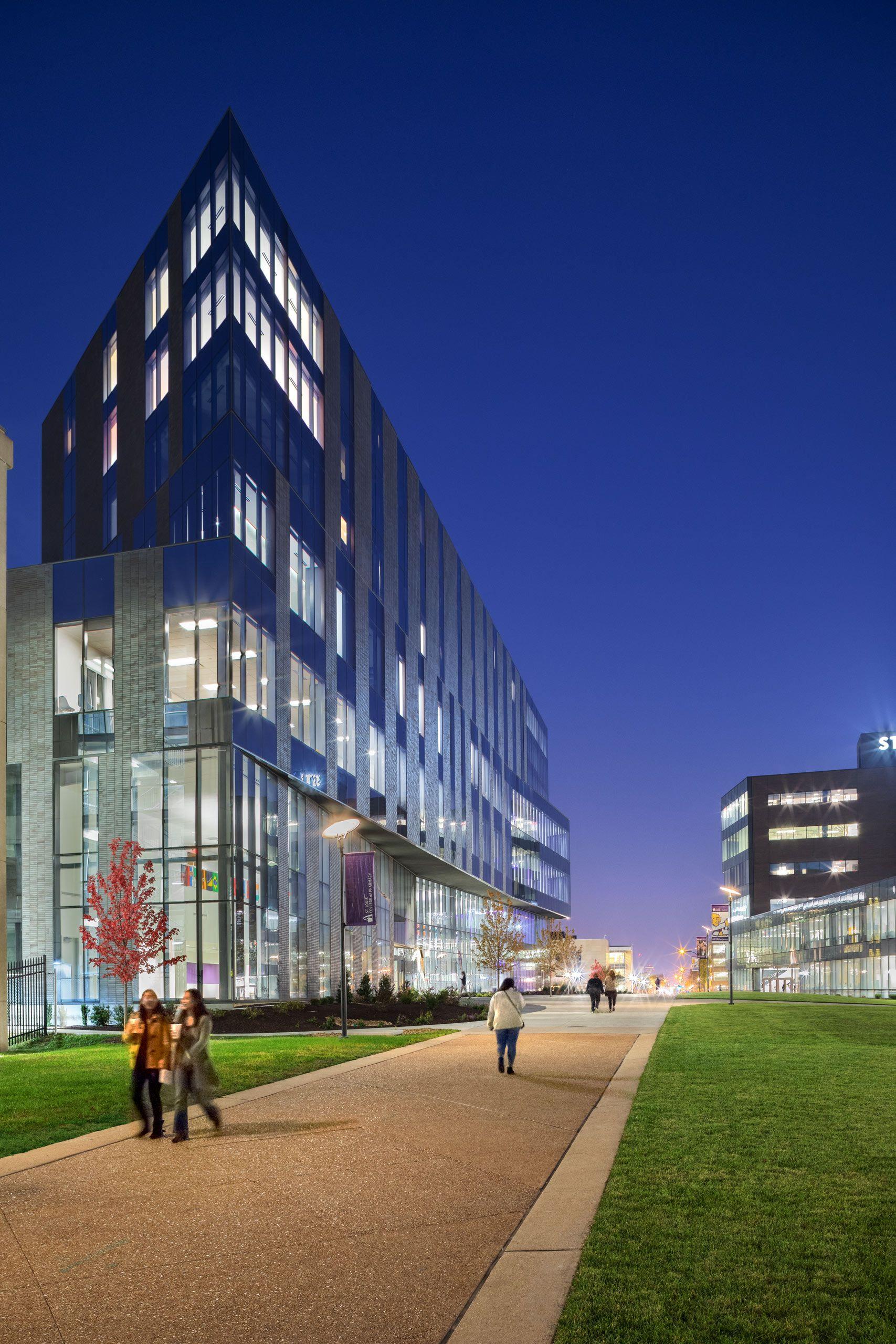 Lamar Johnson Collaborative  /  St. Louis College of Pharmacy