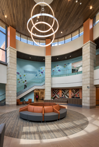 Earl Swensson Associates  /  Baptist Health Regional Cancer Center, Paducah, Kentucky