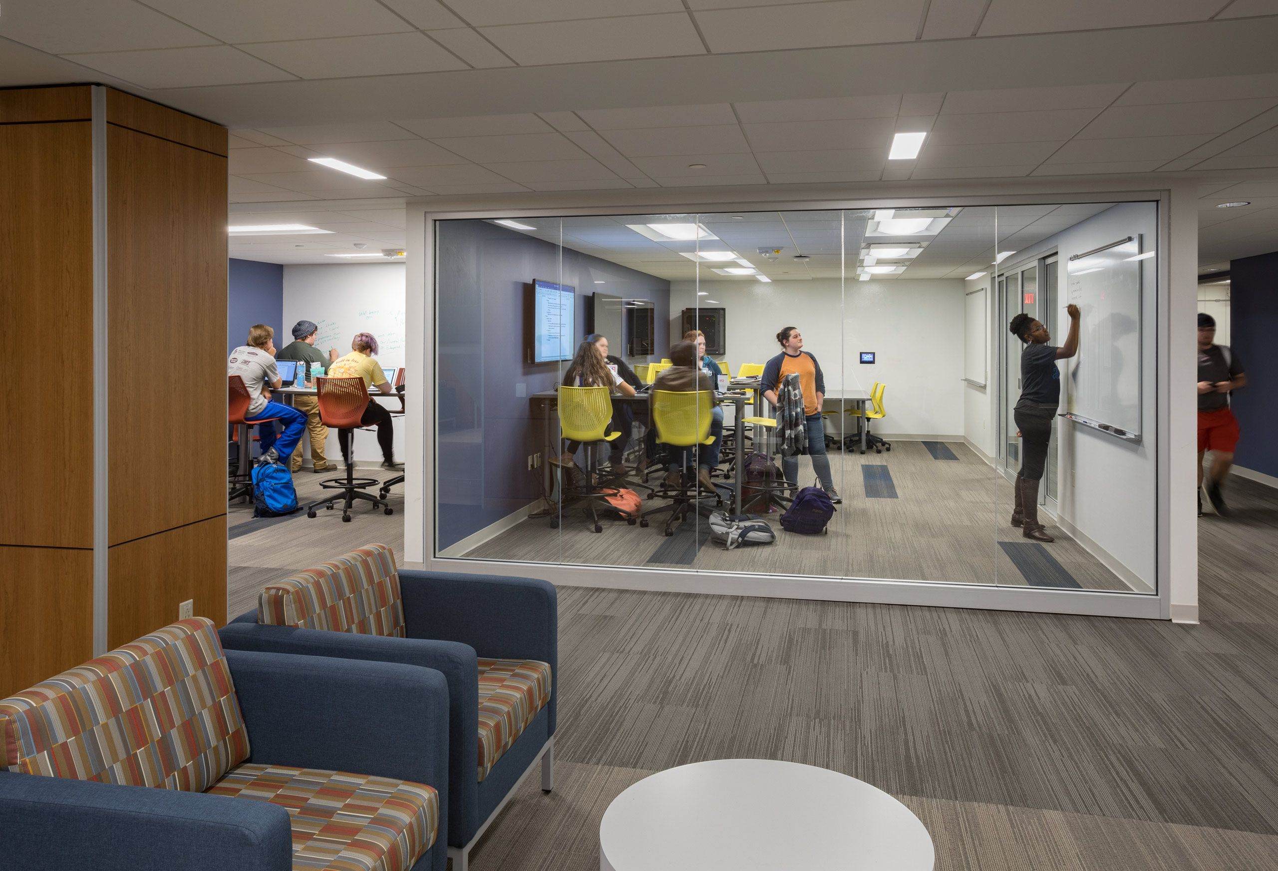 Hastings+Chivetta  /  Millikin University Commons, Decatur, Illinois