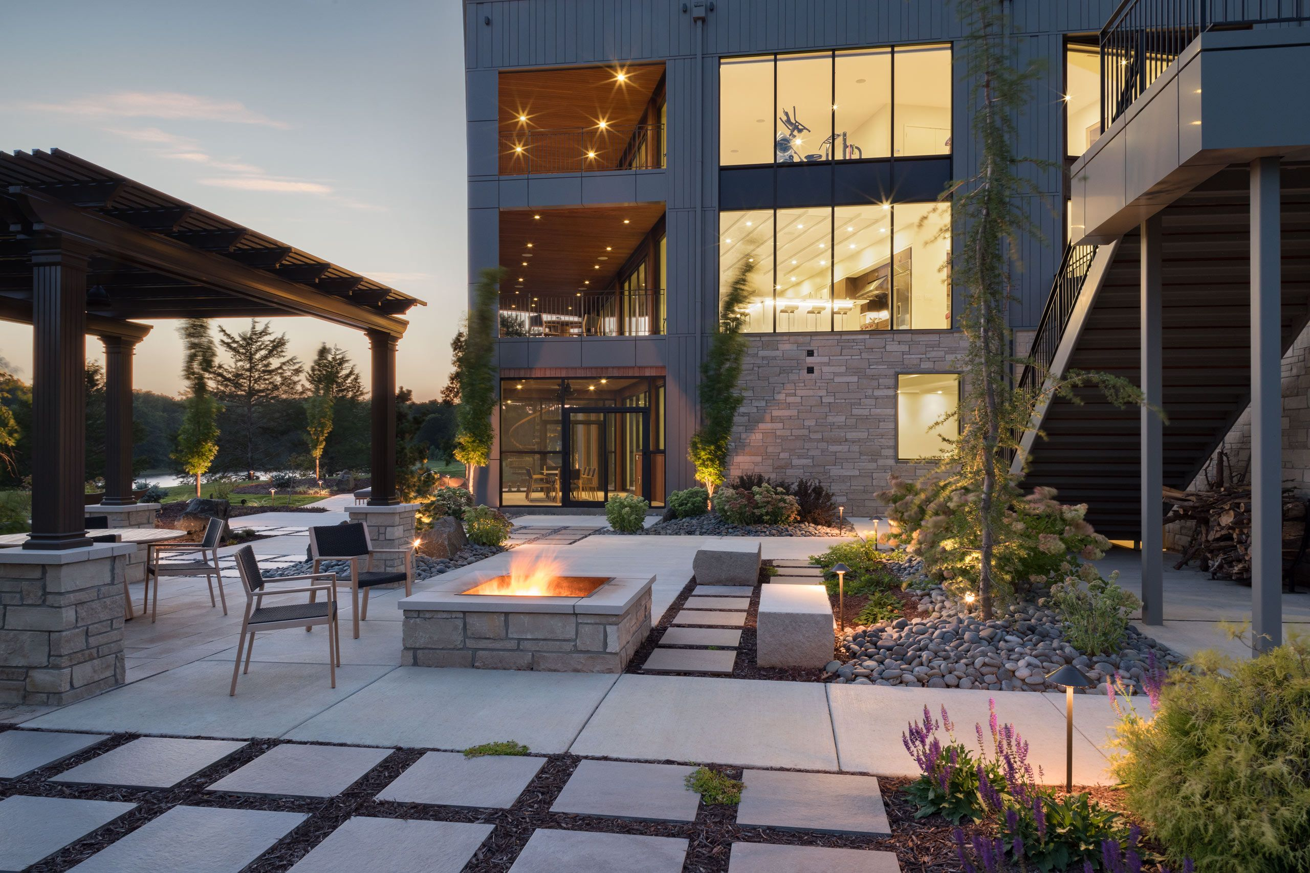 residential projects for Susan Bower